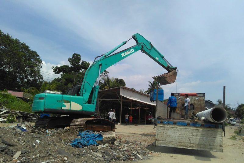 Heavy Equipment PT. Saba Transindo
